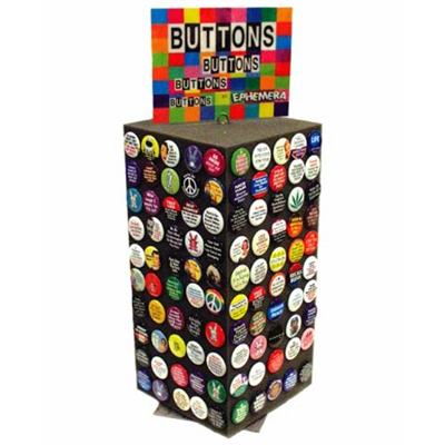 Button Counter Display Free With 250 Of Merchandise Only