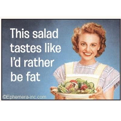 diet tastes like id rather be fat